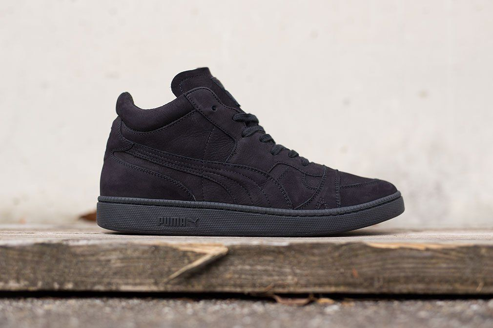 "Puma Becker MII ""Triple Blackâ"