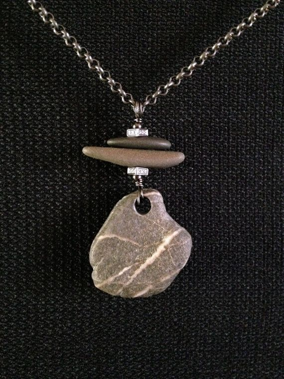 Lake Superior Stone Pendant