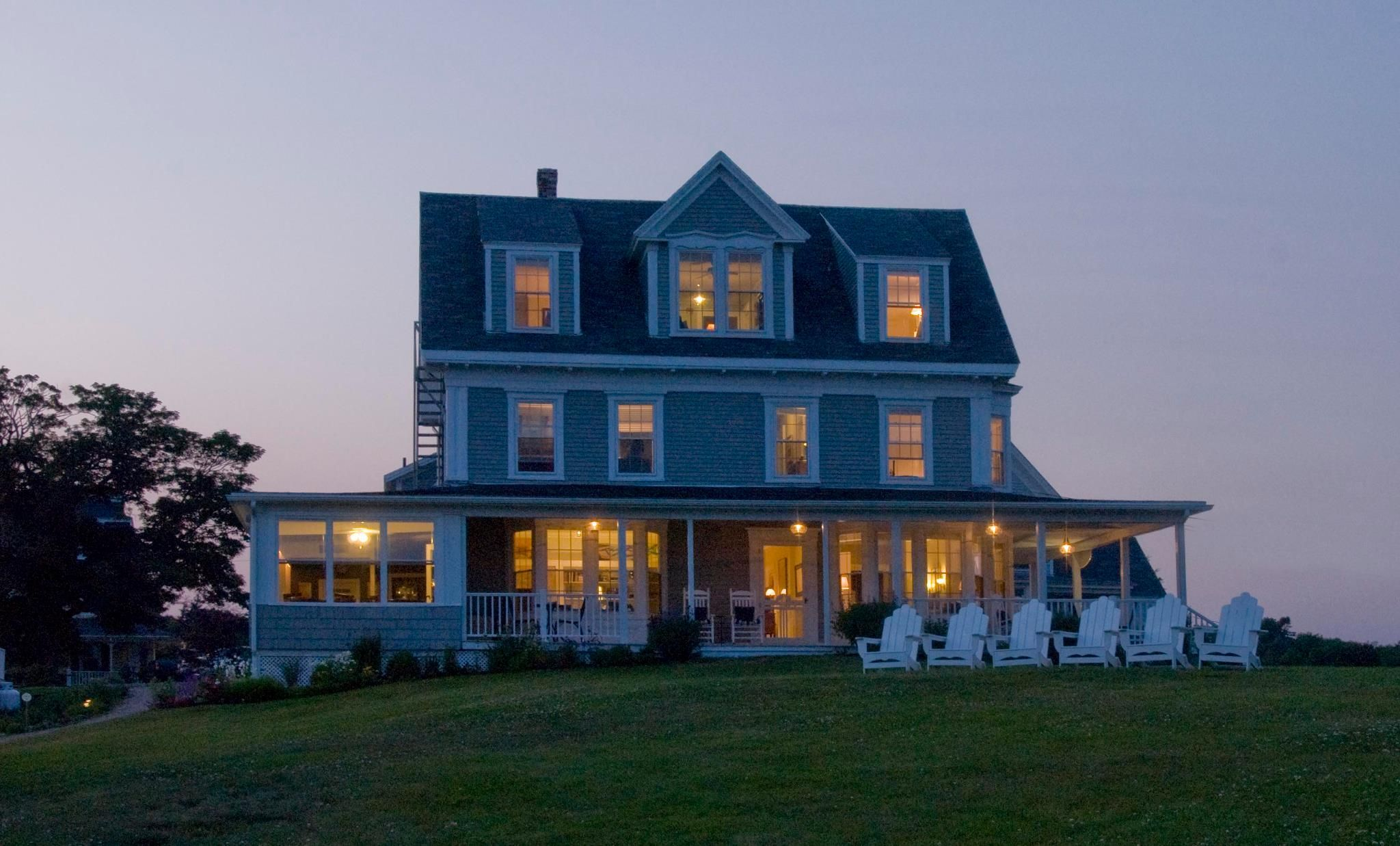 Pin by Monhegan Boat Line on Places to Stay in MidCoast