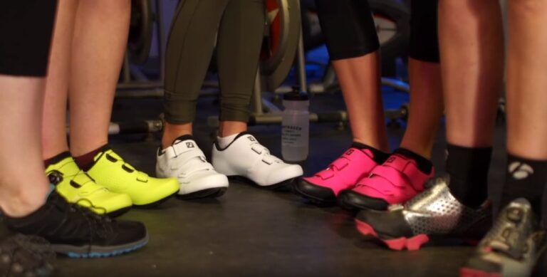5 Best Peloton Shoes For Wide Feet In 2020 Indoor Cycling Shoes Cycling Shoes Spin Shoes