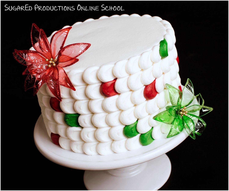 Cake Decorating Gelatin : Gelatin flower Cake decorating and ideas Pinterest