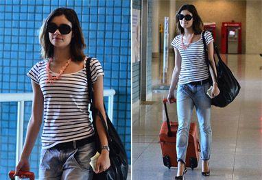 Com Look Casual, Sophie Charlotte Embarca No Rio De Janeiro. http://www.ativando.com.br/celebridades/com-look-casual-sophie-charlotte-embarca-no-rio-de-janeiro/