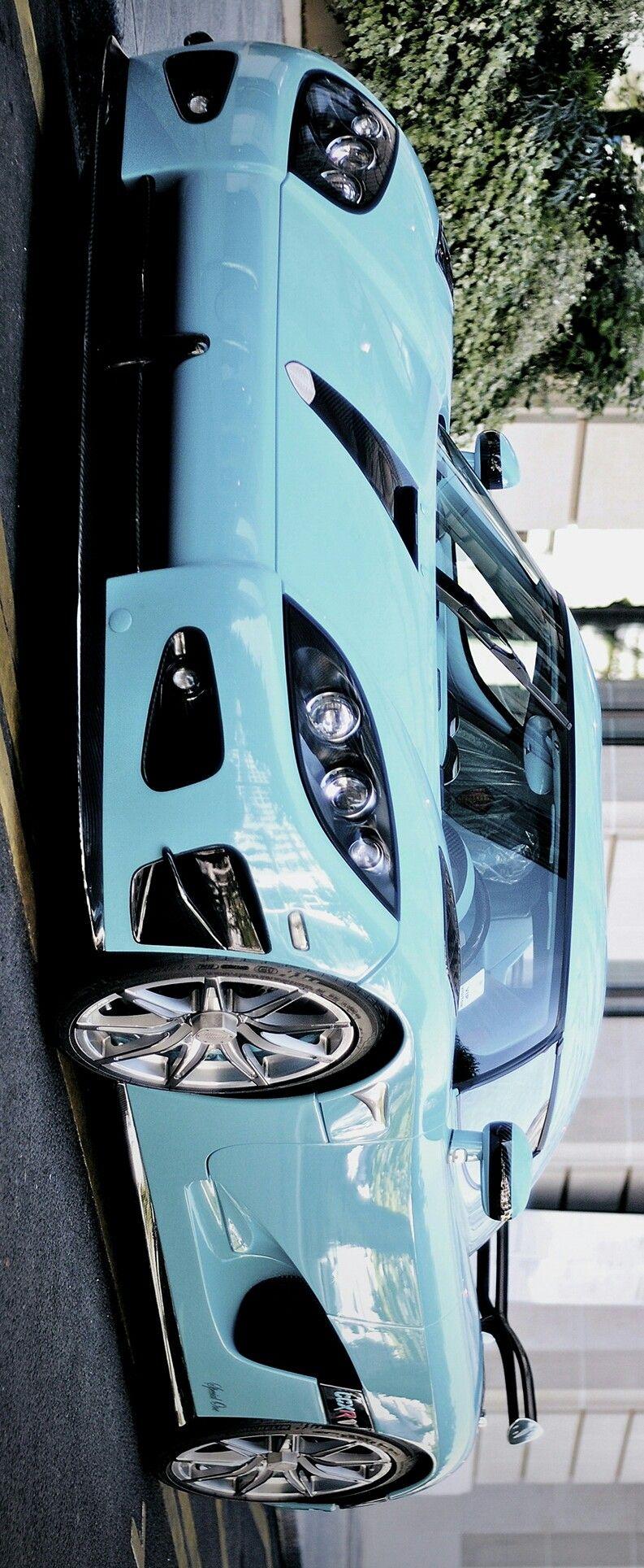 Koenigsegg CCXR Special One by Levon