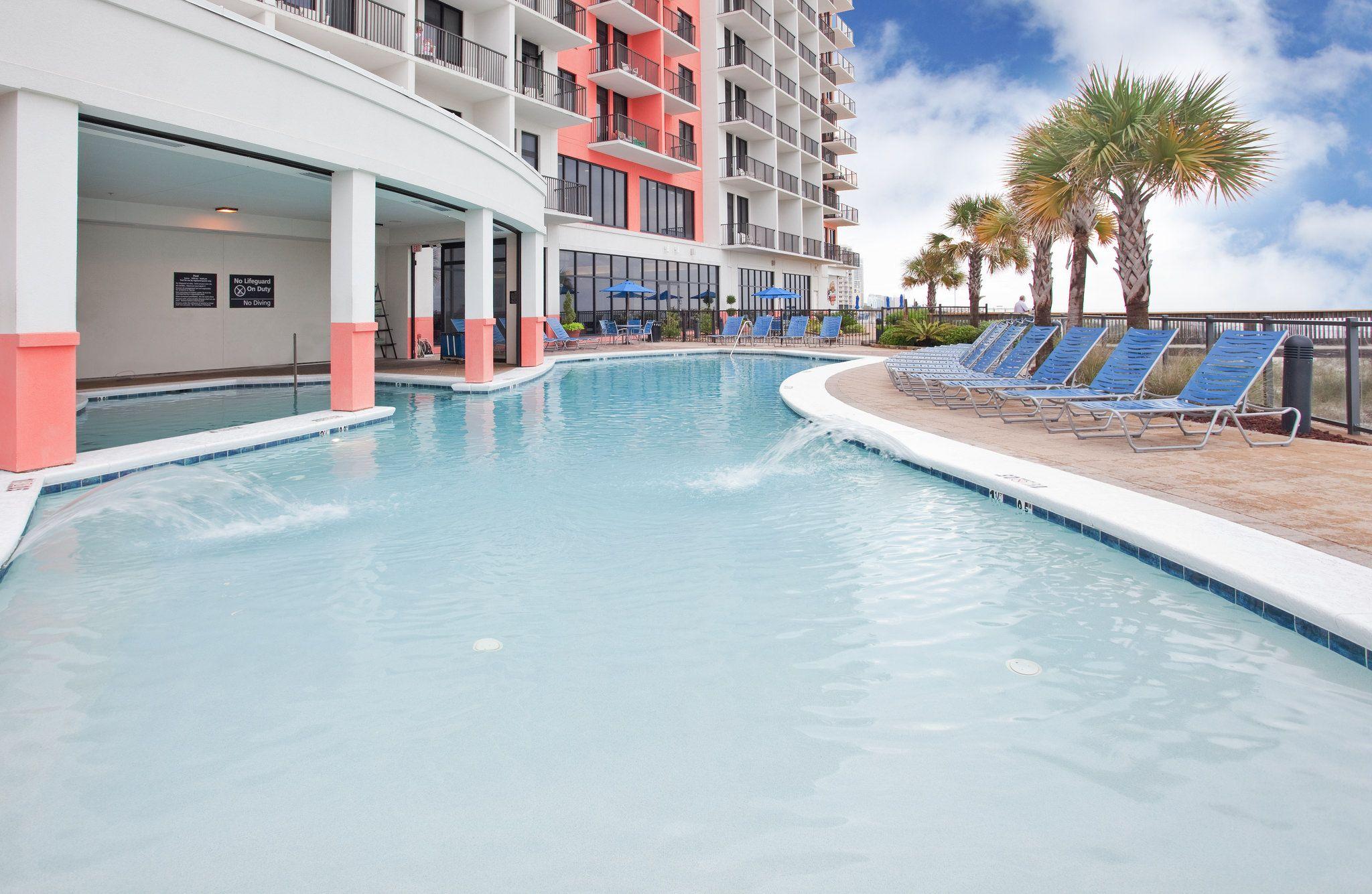 Hampton Inn Suites Beachfront Hotel Orange Beach Gulf Shores Al Beachfront Hotels Orange Beach Hotels Hampton Inn