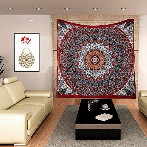 Wonderful Room · Indian Decor Mandala Yoga Zen ...