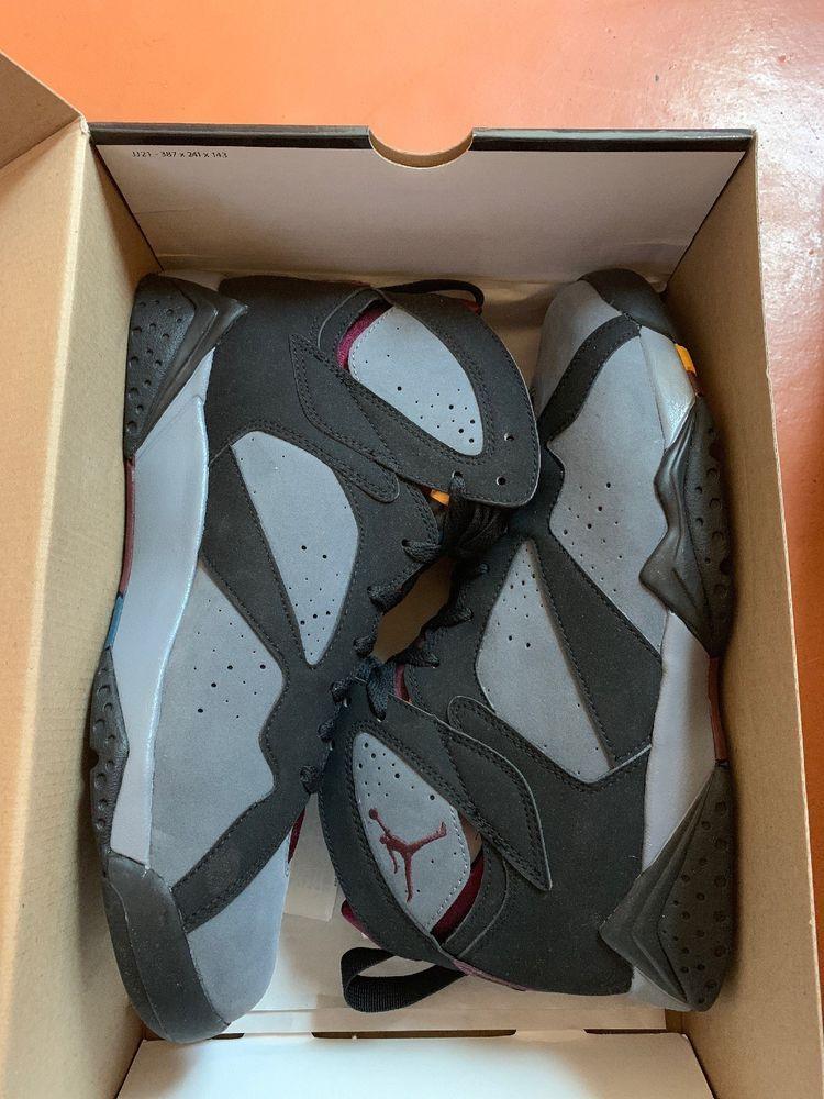 best website de5ff 12924 ... air jordan 7 retro bordeaux 2011 size 11.5 ds fashion clothing shoes  accessories mensshoes athletics