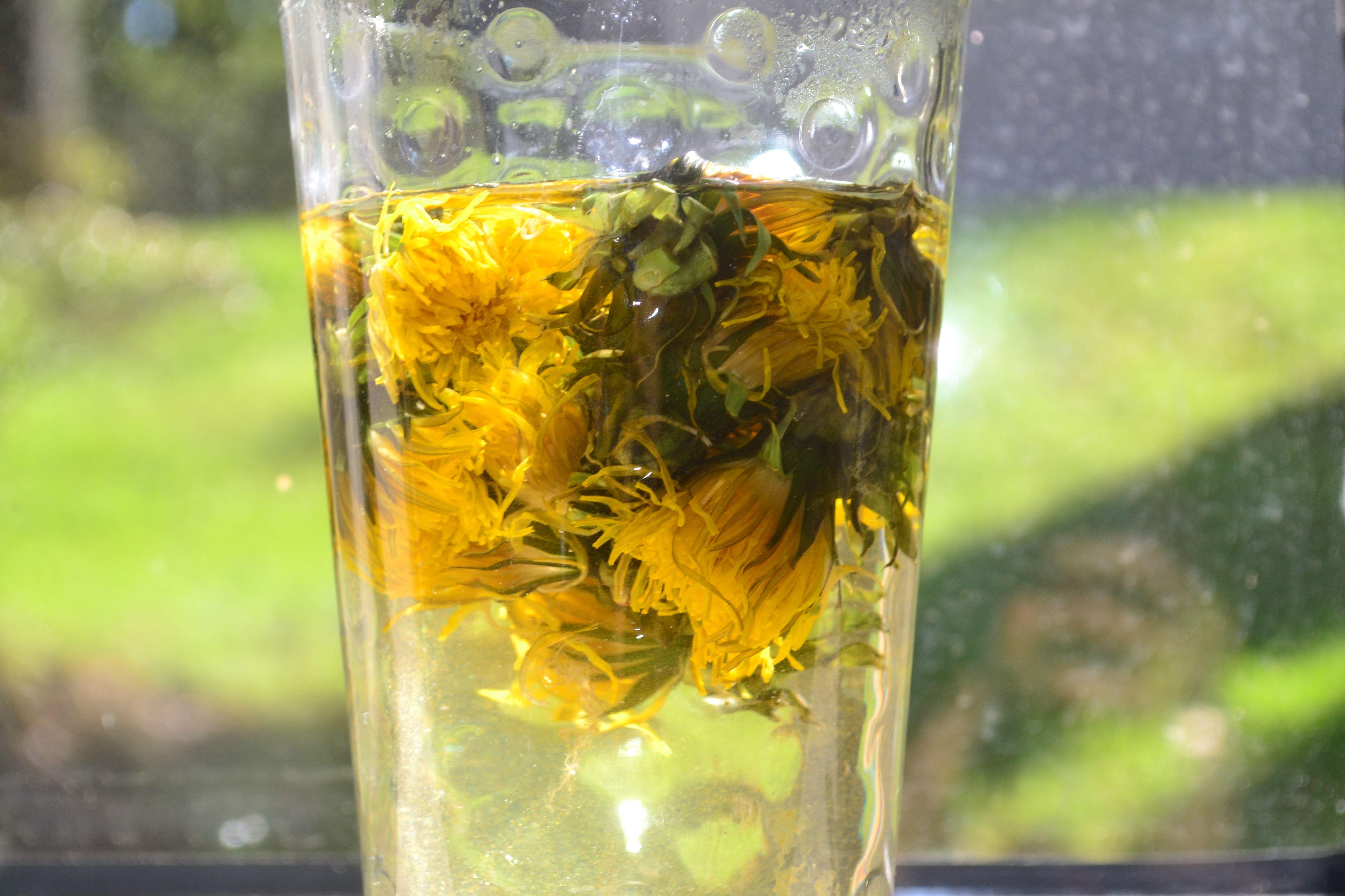 How To Make Dandelion Tea 3 Ways Dedicated To Earth Day Dandelion Tea Dandelion Root Tea How To Make Tea