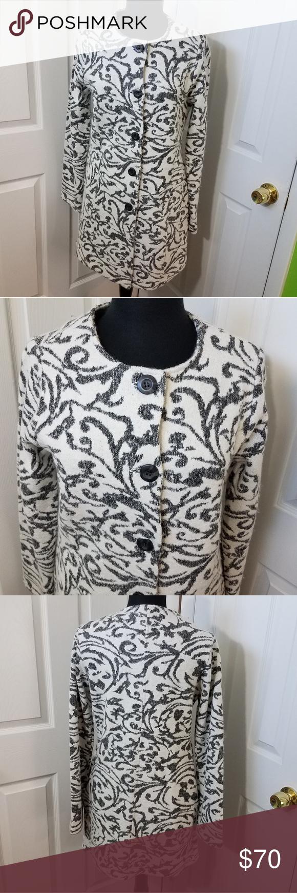 Nanette Lepore Long Jacket