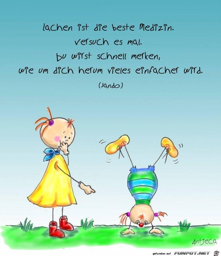 Lachen ist die beste Medizin | Gute Besserung/get well ...