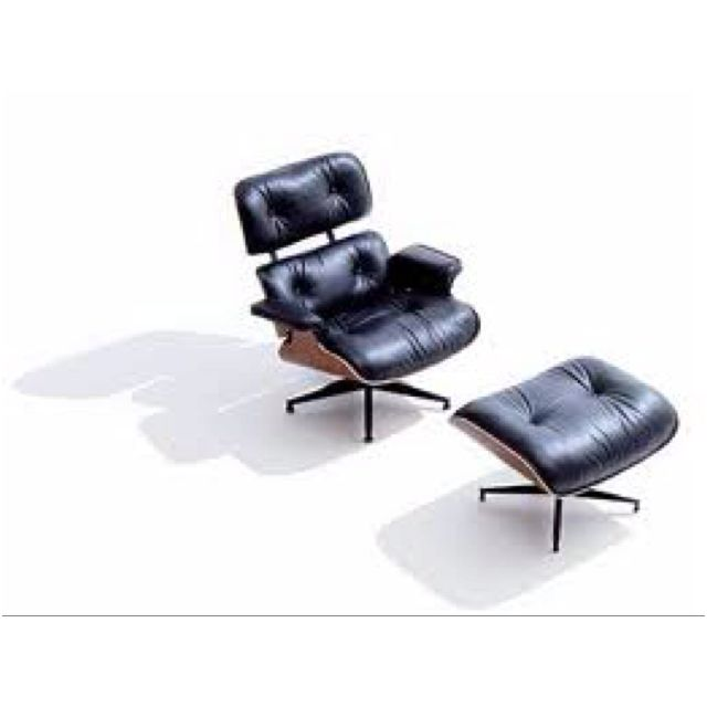 THE Eames chair. Obvs.
