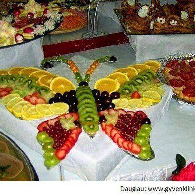 Awards Campaign Food Art Food Displays Fruit Creations