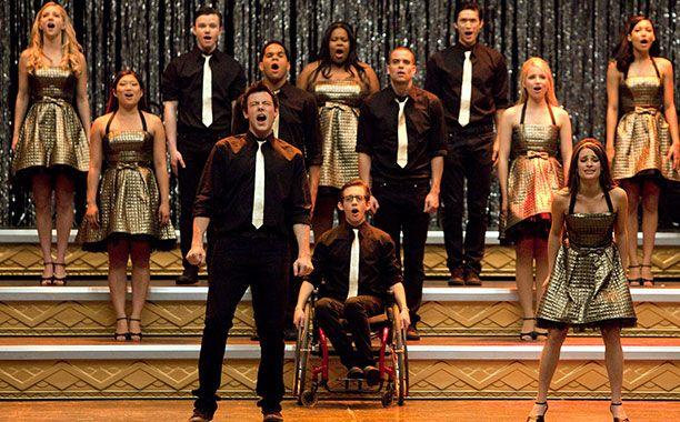 Cory Monteith S 15 Best Glee Performances Glee Season 1 Glee Cast Glee