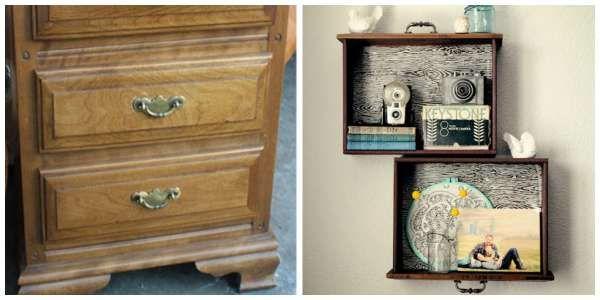 13 détournements insolites de vieux meubles