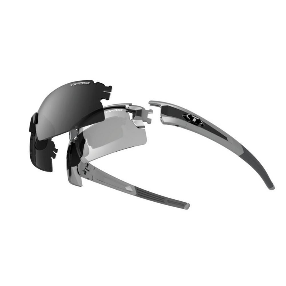 5f1562505ef Tifosi Escalate H.S. Fototec Sunglasses - Silver-Gunmetal