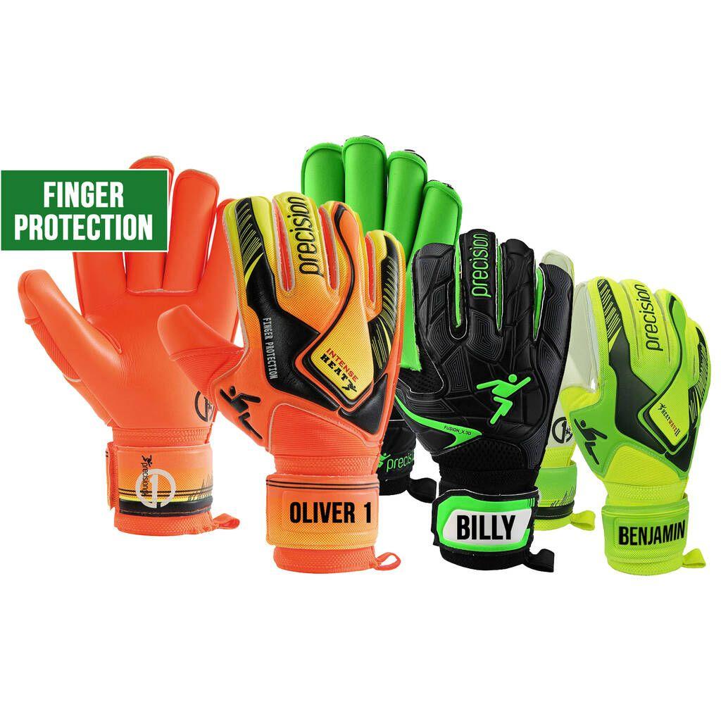 Precision Heat Intense Heat Protect Junior Goalkeeper Gloves