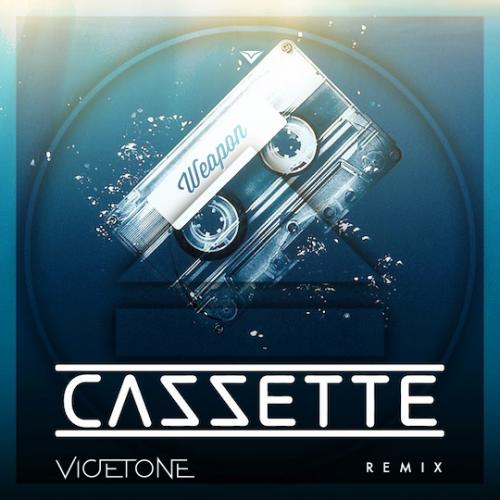 Cazzette – Weapon (single cover art)
