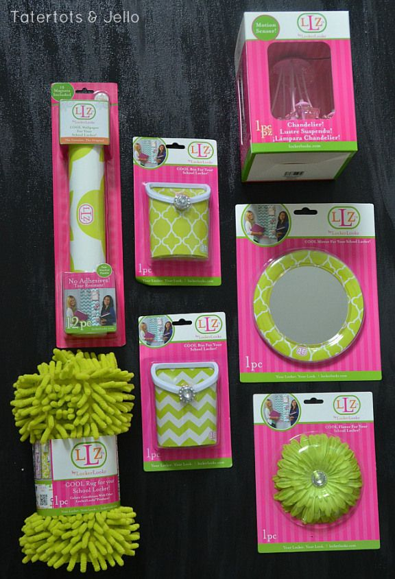 Back to school locker decorating back to school supplies school lockers lockers school - Cool locker ideas for girls ...