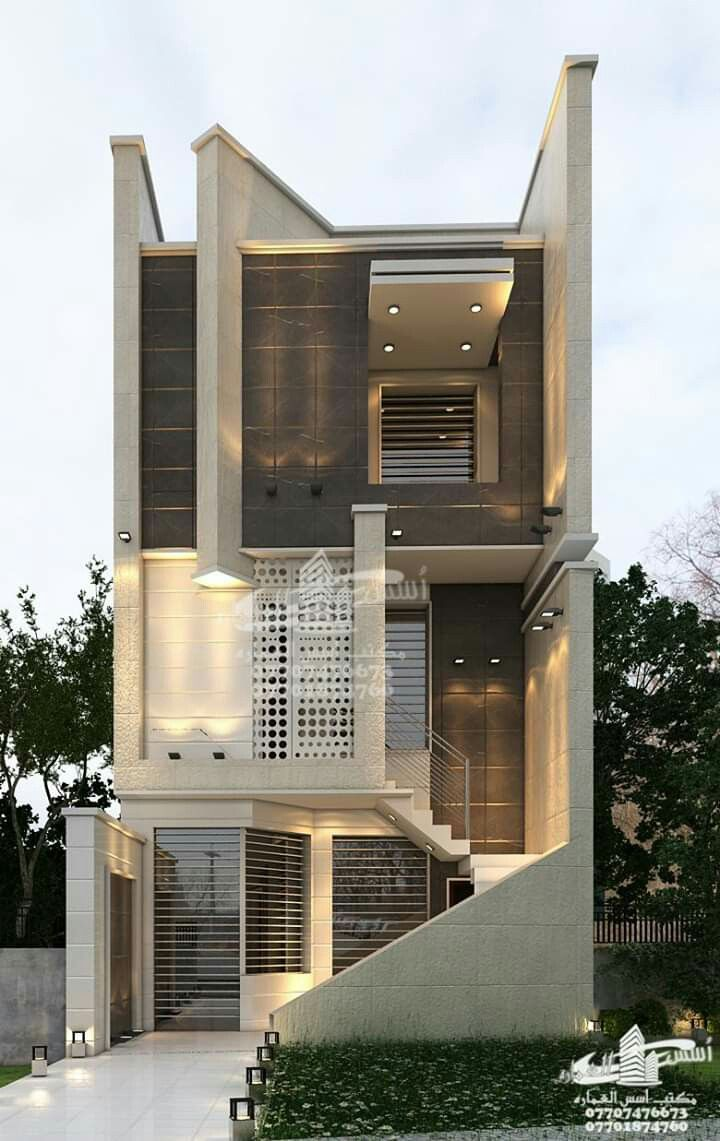 8e62d67d18485c46acad83836a62fec1 - 19+ Small House New Modern House Design 2020 Pics