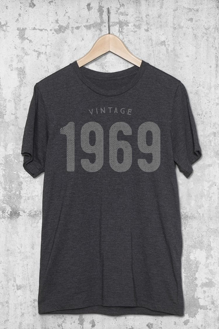 50th Birthday TShirt 40th birthday shirts