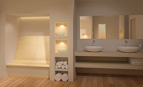 sauna-01 | Zestienhoven | Pinterest | Saunas and Interiors