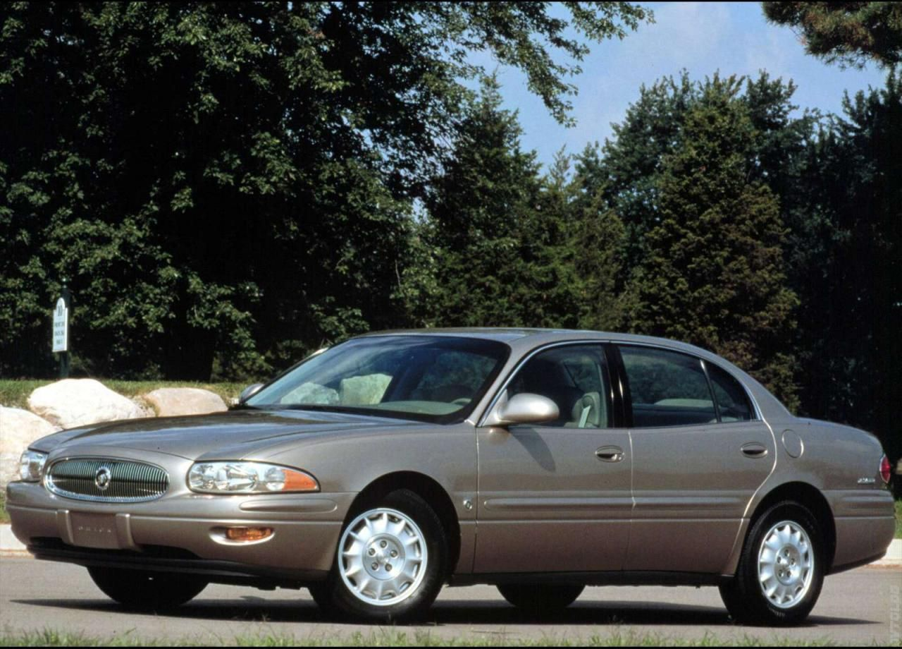 Каталог 2000 Buick Lesabre Limited Buick Lesabre Buick Buick Lucerne