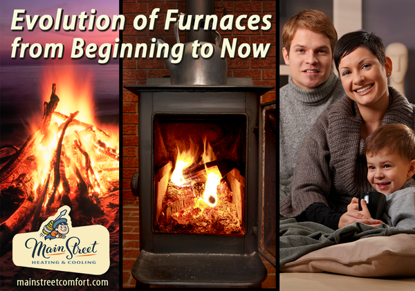 Evolution Of Furnaces From Beginning To Now Furnace History