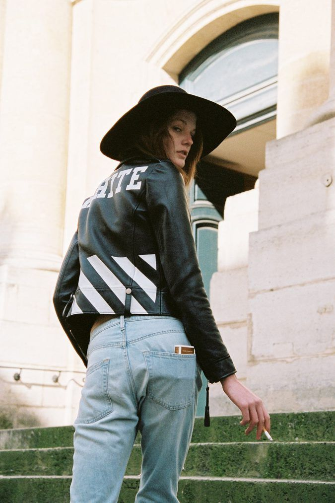 Off-White™ c o VIRGIL ABLOH Debuts Its Women s Line 52ddacddcd