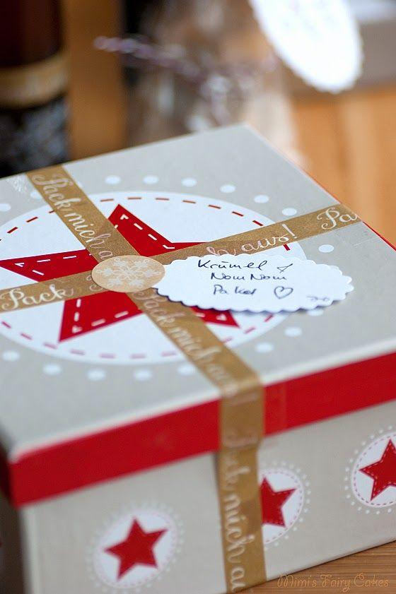Mimi\u0027s Fairy Cakes Post aus meiner Küche - Weihnachtliches Knuspern
