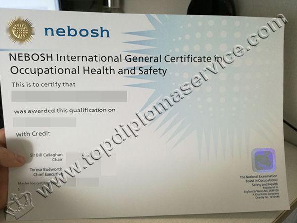 NEBOSH certificate, NEBOSH IGC, Buy fake degrees, buy fake diplomas - copy free fake marriage certificate