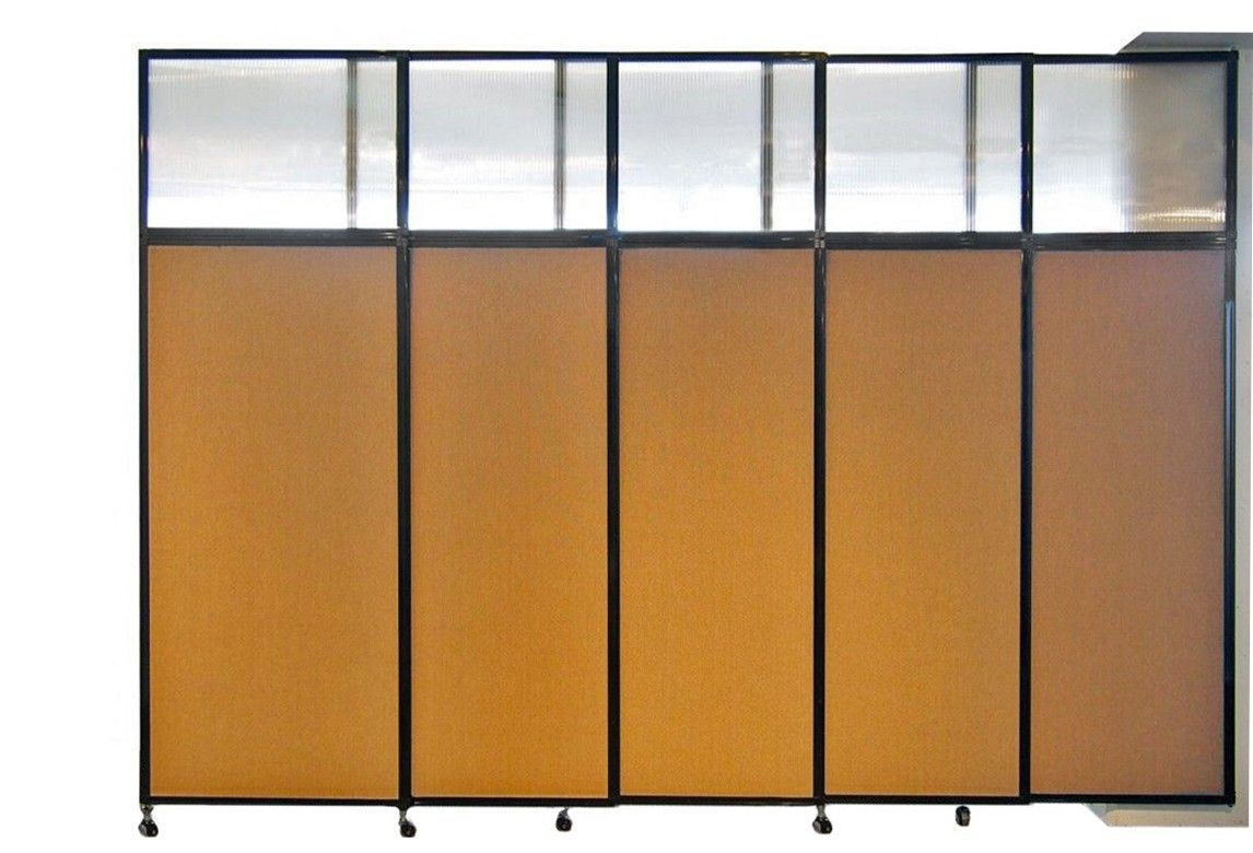 The tall wall sliding wall partition offers an excellent alternative