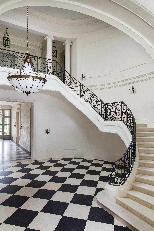 Opulent Traditional Style Formal Dining Room Furniture Set: William Hefner Picks Furniture For An Opulent Bel Air