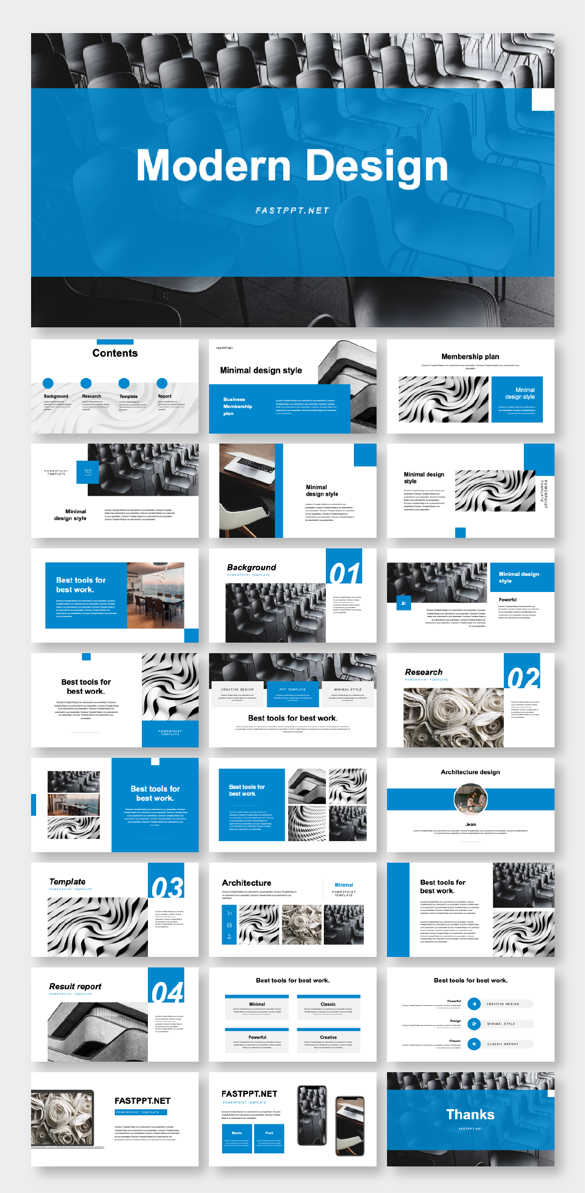4 In 1 Art Business Report Presentation Template Original And High Quality Powerpoint Templates Powerpoint Design Templates Presentation Templates Presentation