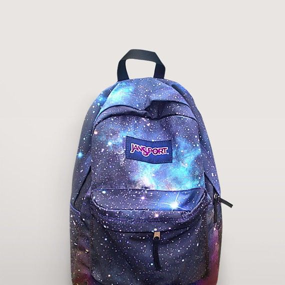 JanSport Galaxy Backpack for fashion girls. | Clever Gypsie ...