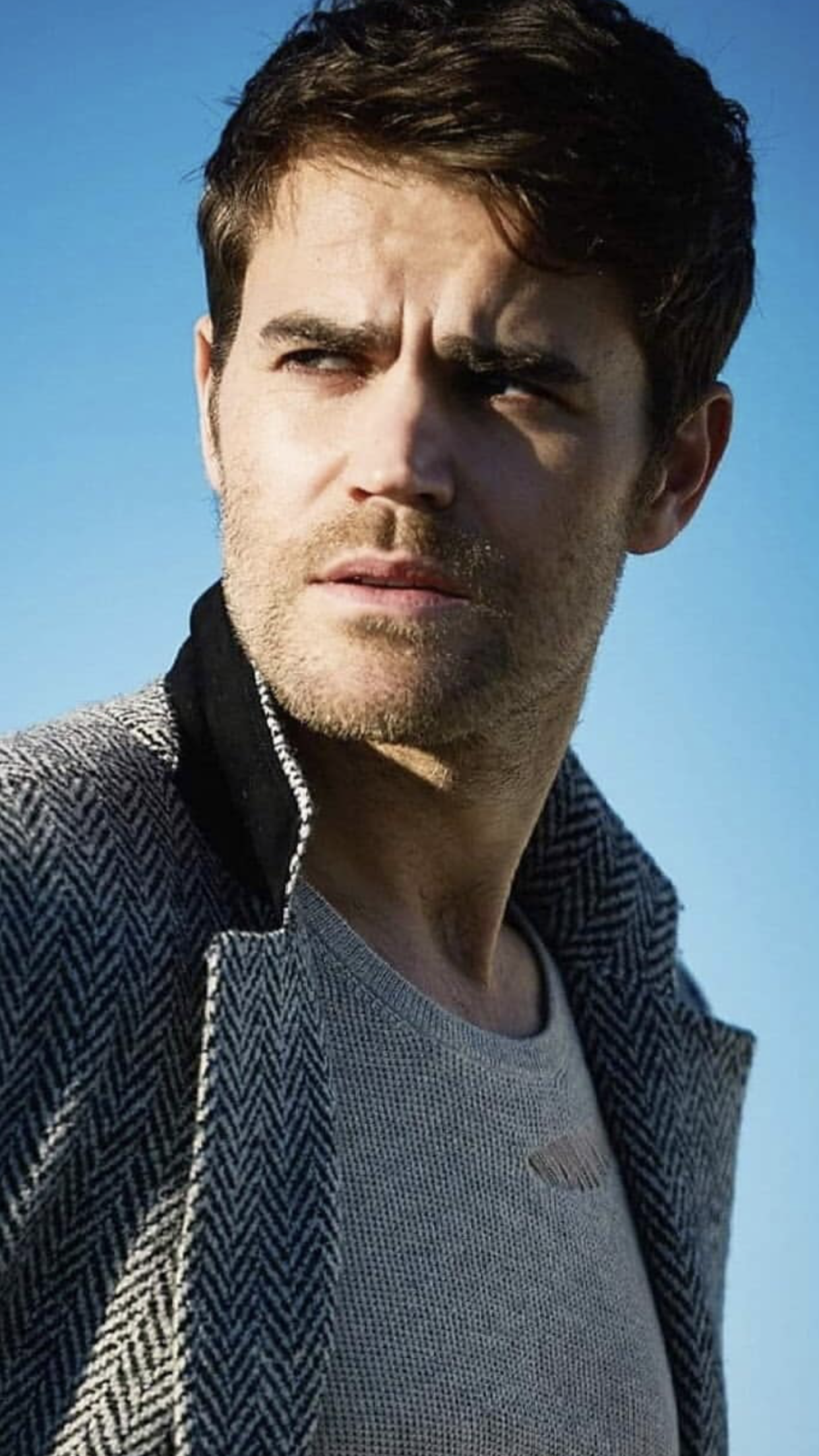 Paul wesley 2019 new photo shoots | Vampire Diaries in ...