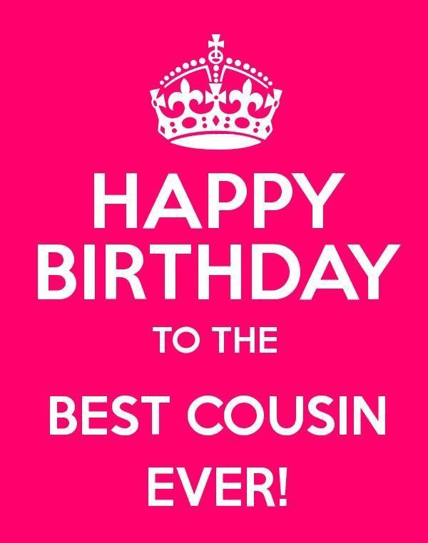 Happy Birthday Cousin Quotes Stunning 60 Happy Birthday Cousin Wishes Images And Quotes  Birthdays