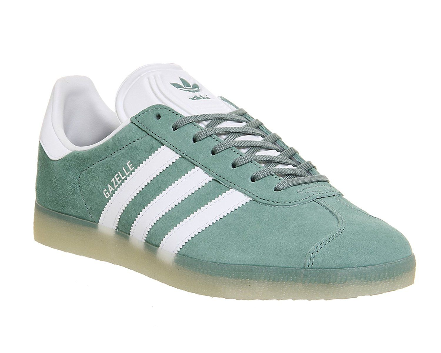 a9aeab7db07c adidas Unisex Adults' Gazelle Low-Top Sneakers: Amazon.co.uk: Shoes ...