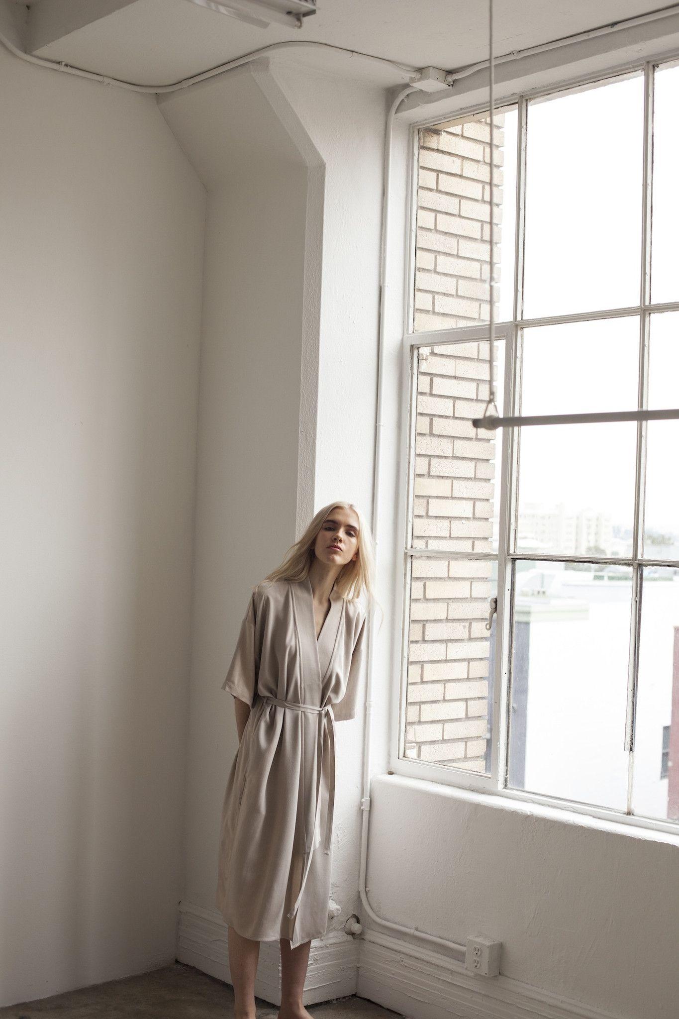 Shaina Mote Robe Dress