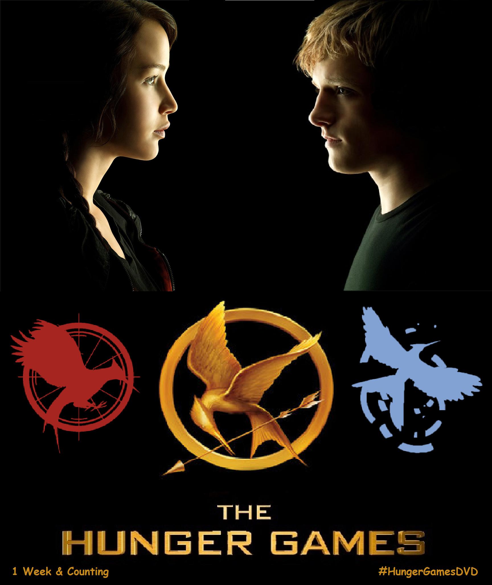 Hungergamesdvd Hunger Games Hunger Games 2 The Hunger Games 1