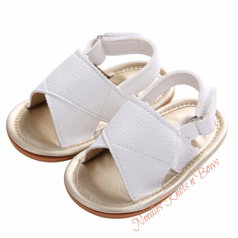 Newborn shoes, Baby shoes, Girls sandals
