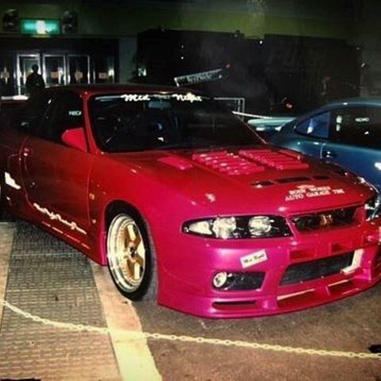 Pin by William on ミッドナイトレーシング | Nissan skyline r33, Japan ...