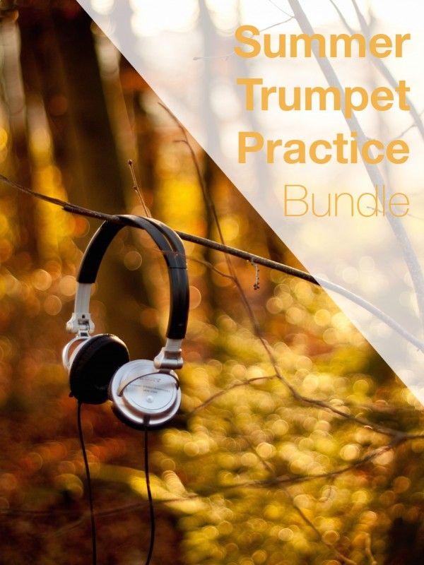 Gekker's Summer Routine | Trumpet Articles | Trumpet players