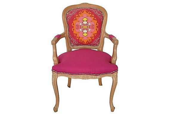 French Louis Xvi Bergere Accent Chair Arm Chairs Trina