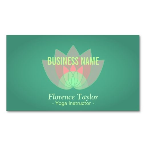 Modern pink lotus flower wellness industry business card lotus modern pink lotus flower wellness industry business card colourmoves