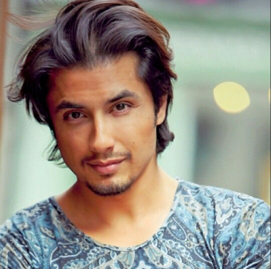 Ali Zafer Long Hair Style Pics For Book Pinterest Long - Mens hairstyle zafer