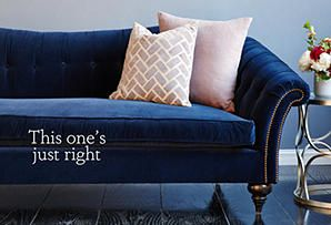 Find Your Fit: Sofas by Size