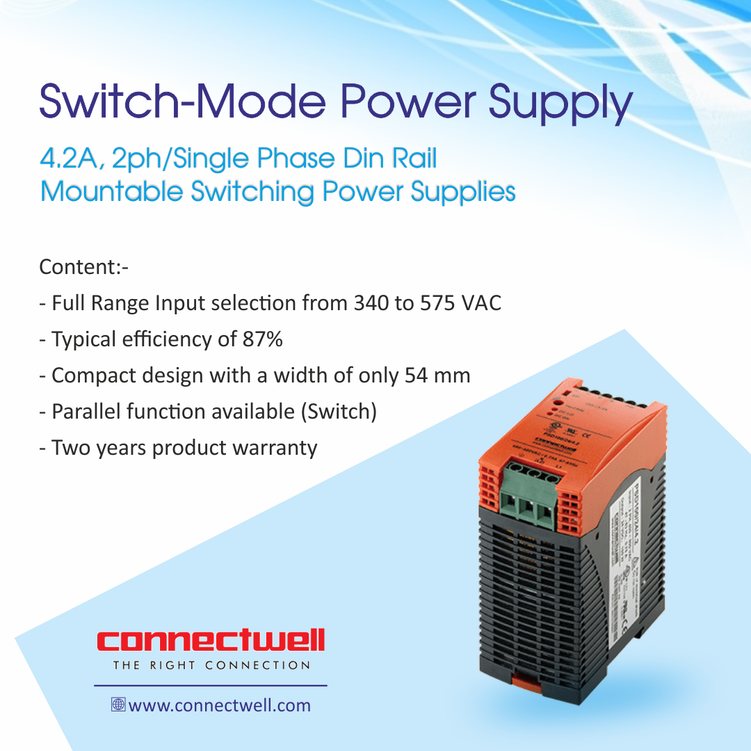 Switched Mode Power Supply Or Smps Is An Electronic Which Based That Incorporates A Switching