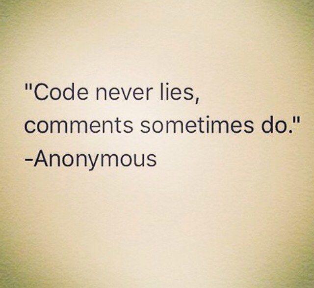 Code Never Lies #developer#development#web#design#programming - asp resume sample
