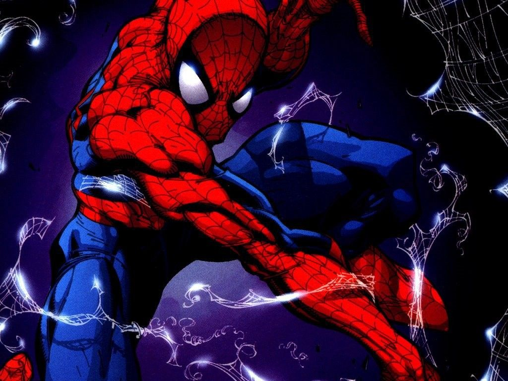 Comics Spider Man Superheroes Marvel Peter Parker Comic Books 1024x768