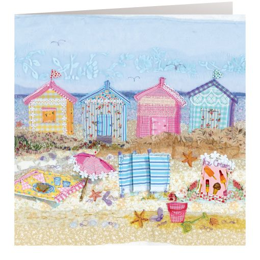 HD07 Summer's Day - Handmade Cards from Abigail Mill Embroidery