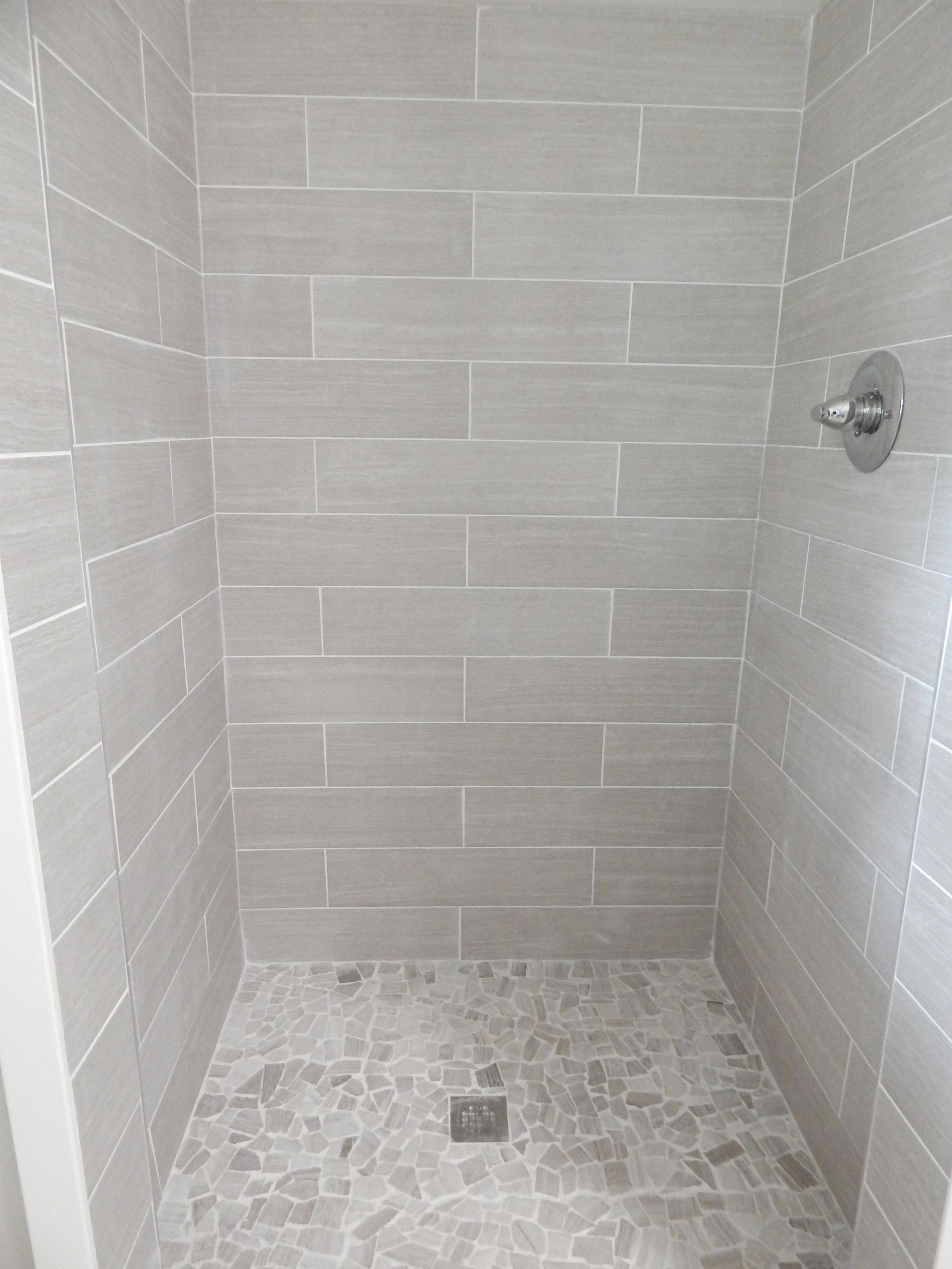 Bathroom Tile Ideas With Lots Of Different Tiles On The Marketplace It S Not A Surprise That Lots Of Peopl Gray Shower Tile Bathroom Shower Tile Shower Tile